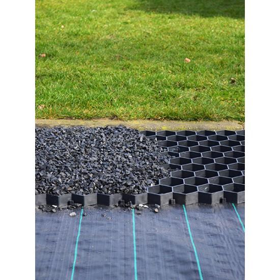 Splitplaat met anti-worteldoek zwart 120x80x3 cm kopen? Goedkoop bij tuinaarde-compost.nl. Bestel nu!